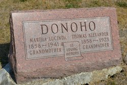 Martha Lucinda <i>Rains</i> Donoho
