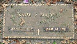 Anise Lenora <i>Pickens</i> Buford