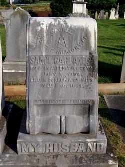 Samuel Garland, Sr