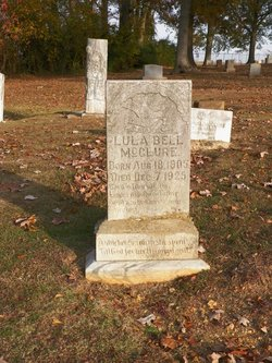 Lula Bell McClure