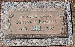 Geneva Fay <i>Campbell</i> Brasher