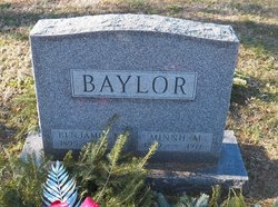 Benjamin Baylor