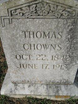 Thomas Chowns