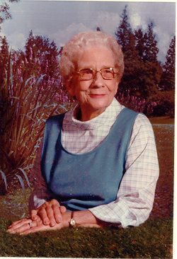 Lessie Mae <i>Sommers</i> Reeves