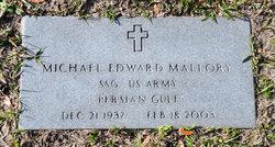 Michael Edward Mallory