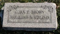 Cora Etta <i>Comfort</i> Brown