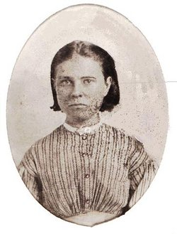 Martha Ann Drady Mat <i>Browning</i> Miller