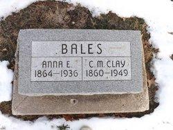 Cassius M. Clay Clay Bales