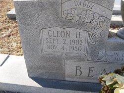 Cleon H Beacham