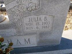 Julia B Beacham