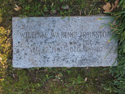 William Waring Johnston