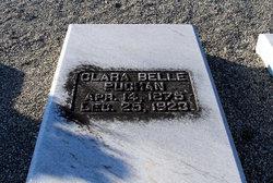 Clara Belle Buchan