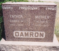Daniel Moses Pomp Damron