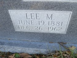 Lee Morris Brantley