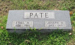 Joseph Henry Pate