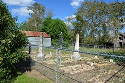 John Pamplin Shelburne Cemetery