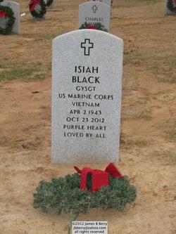 Sgt Isiah Black
