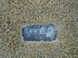 Infant Ridgway