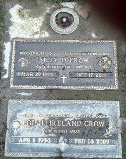 Billy Dean Crow