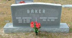 Norma <i>Chandler</i> Baker