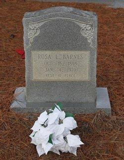 Rosa Lutoria Barnes