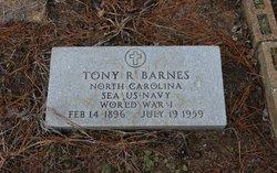 Tony R. Barnes