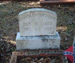 Caroline Amanda Carrie <i>Anderson</i> Moore