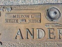 Milton L. Andersen