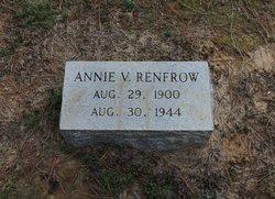 Annie V. Renfrow