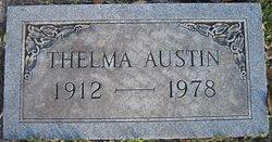 Thelma Lela <i>Thomas</i> Austin