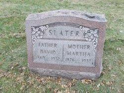 Martha <i>Causier</i> Slater