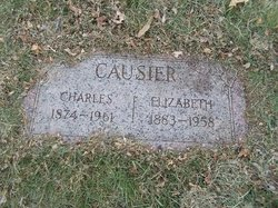 Elizabeth Causier