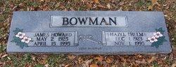 Hazel Thelma <i>Johnson</i> Bowman