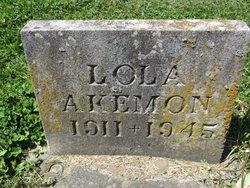 Lola <i>Ison</i> Akemon