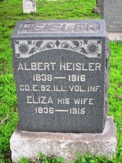 Eliza Ann <i>Brink</i> Heisler