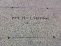 Kathleen T. Wetterau