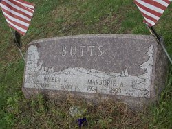 Marjorie A. Butts
