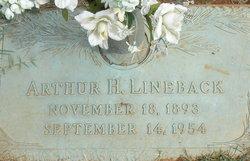 Arthur Harrison Lineback