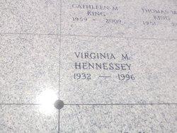 Virginia M. Hennessey