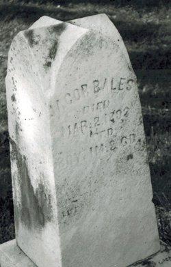 Jacob Bales