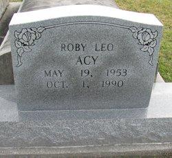 Roby Leo Acy