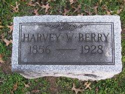 Harvey W Berry