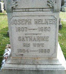 Catharine Elizabeth <i>Roberts</i> Helker