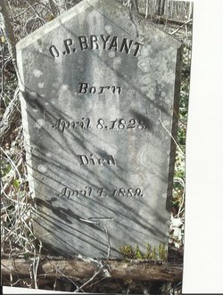 Oliver Perry Bryant