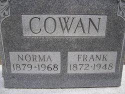 Robert Franklin Cowan