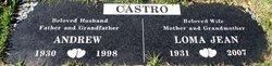 Loma Jean <i>Preacher</i> Castro