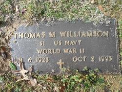 Thomas Malcom Williamson