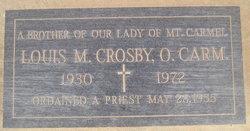 Fr Louis Crosby