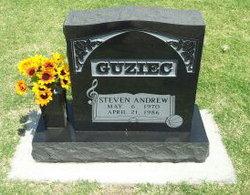Steven Andrew Guziec