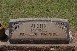 Baxter Lee Austin